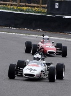 Derek Bell Cup Paul Kite Brabham BT21