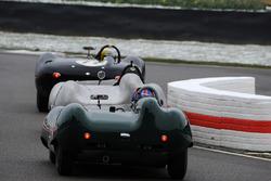 Salvadori Cup Roger Wills Lotus 15