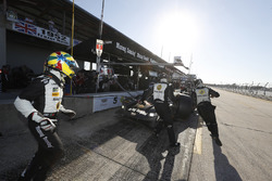 #5 Action Express Racing Cadillac DPi, P: Joao Barbosa, Christian Fittipaldi, Filipe Albuquerque, pit stop
