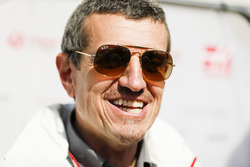 Керівник Haas F1 Гюнтер Штайнер