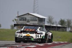 Alegra Motorsports Porsche 911 GT3 R: Michael Christensen, Spencer Pumpelly