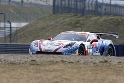#1 Callaway Competition Corvette C7 GT3-R: Marvin Kirchhöfer, Frank Kechele