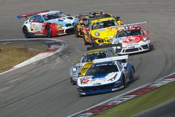 #139 racing one Ferrari 458: Mike Jäger, Christian Kohlhaas, Stephan Köhler