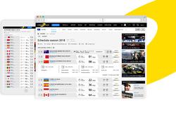 Update Motorsport.com 2018