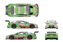 Nico Müller, Audi Sport Team Abt Sportsline Audi RS5 DTM