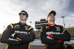 Simon Pagenaud, Team Penske Chevrolet, Will Power, Team Penske Chevrolet