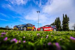 Olsbergs MSE Ford Fiesta, Kevin Eriksson ve Robin Larsson