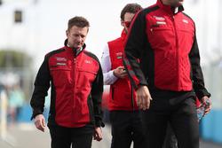 Allan McNish, Team Principal, Audi Sport Abt Schaeffler