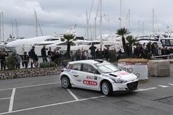 Andrea Nucita, Marco Vozzo, Hyundai i20 R5, CST