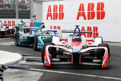 Nick Heidfeld, Mahindra Racing, Antonio Felix da Costa, Andretti Formula E Team