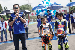 M Abidin, GM After Sales Service & Public Relations PT Yamaha Indonesia Motor Manufacturing (YIMM)