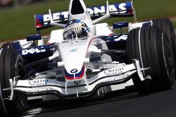 Ник Хайдфельд, BMW Sauber F1.08