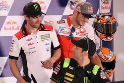 Cal Crutchlow, Team LCR Honda, Johann Zarco, Monster Yamaha Tech 3, Jack Miller, Pramac Racing