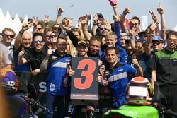 Tercero, Michael van der Mark, Pata Yamaha