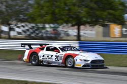 #20 TA Ford Mustang, Chris Dyson of CD Racing