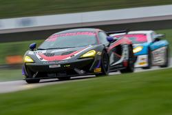 #56 Tolman Motorsport Ltd McLaren 570S GT4: David Pattison, Joe Osborne