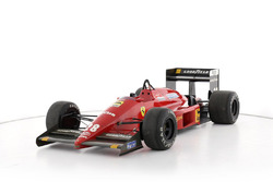 Ferrari F1/87 auction