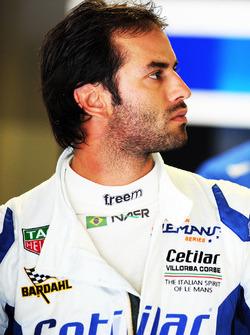 #47 Cetilar Villorba Corse Dallara P217 - Gibson: Felipe Nasr