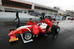 Enzo Fittipaldi, Prema Theodore Racing, in griglia di partenza