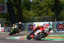 Xavi Fores, Barni Racing Team, Tom Sykes, Kawasaki Racing