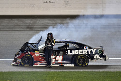 Crash: William Byron, Hendrick Motorsports, Chevrolet Camaro Liberty University
