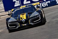 Демонстрационные заезды Renault Sport F1 Team