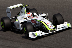 Рубенс Баррикелло, Brawn Grand Prix BGP 001