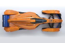2018 McLaren X2 concept