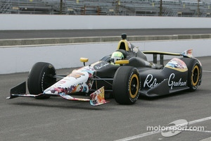 Townsend Bell, KV Racing Technology Chevrolet