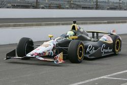 Townsend Bell, KV Racing Technology Chevrolet