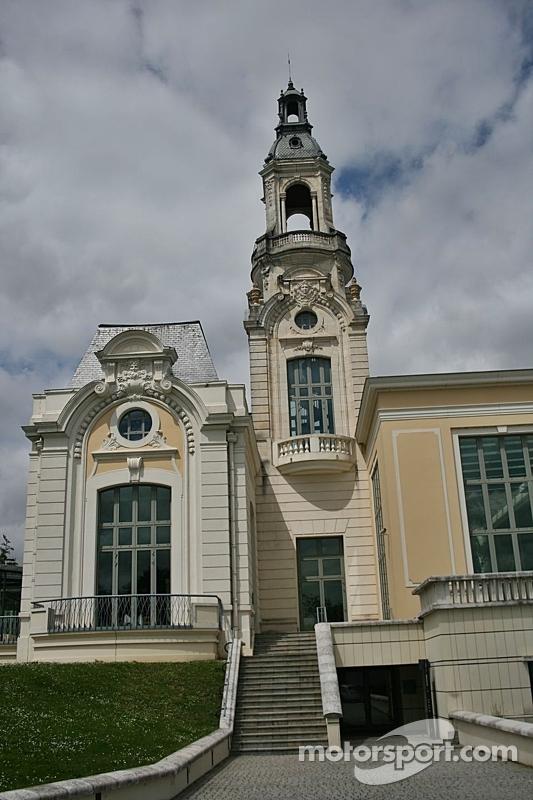 Atmosfera em Pau