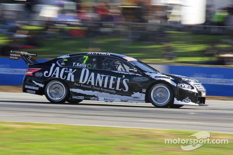Todd Kelly, Jack Daniel  s 'Racing