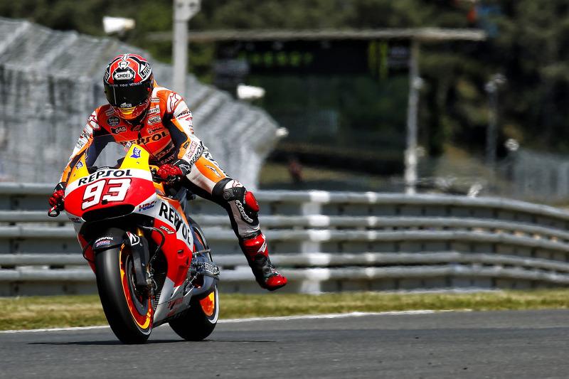 2014 : Marc Márquez (Honda RC213V)