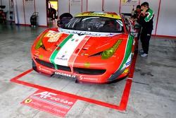 #65 AF Corse Ferrari F458 Italia