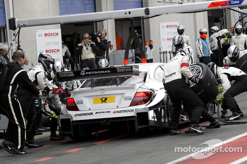 Daniel Juncadella, Mercedes AMG DTM-Takımı M¸cke DTM Mercedes AMG C-CoupÈ ve Robert Wickens, Mercede