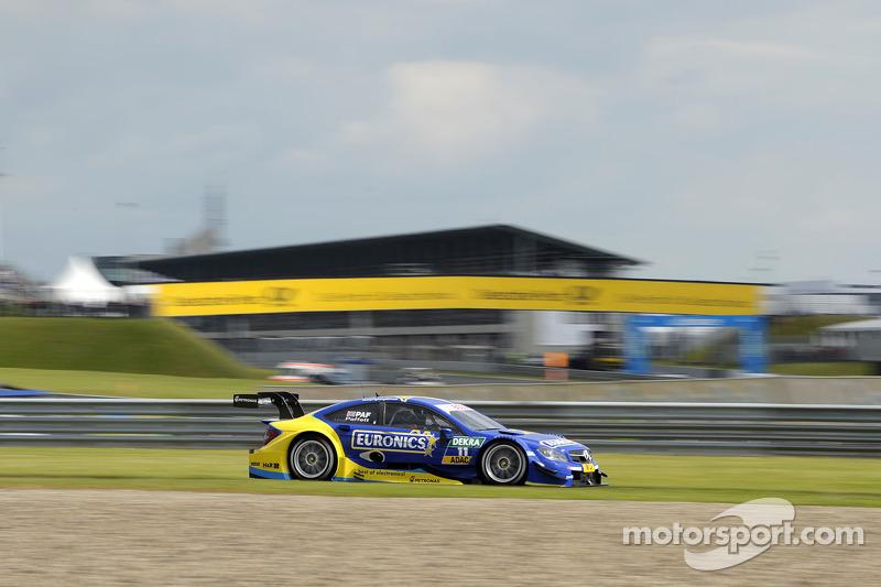 Gary Paffett, EURONICS Mercedes AMG, DTM Mercedes AMG C-Coupé