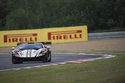 #27 Grasser Lamborghini LFII Yarış Takımı: Sascha Halek, Stefan Landmann