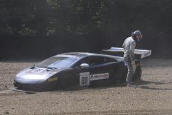 #88 Reiter Engineering  Lamborghini LFII: Stefan Rosina, Tomas Enge
