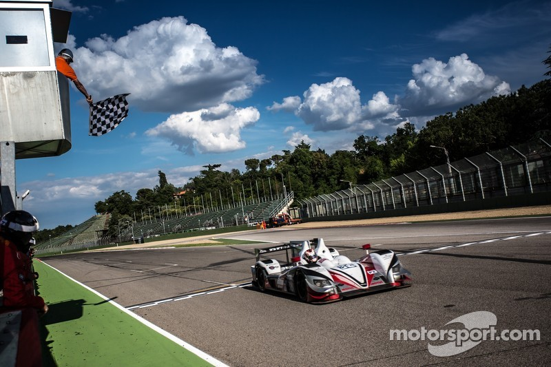 #38 Jota Sport Zytek Z11SN Nissan: Simon Dolan, Harry Tincknell, Filipe Albuquerque takes the win