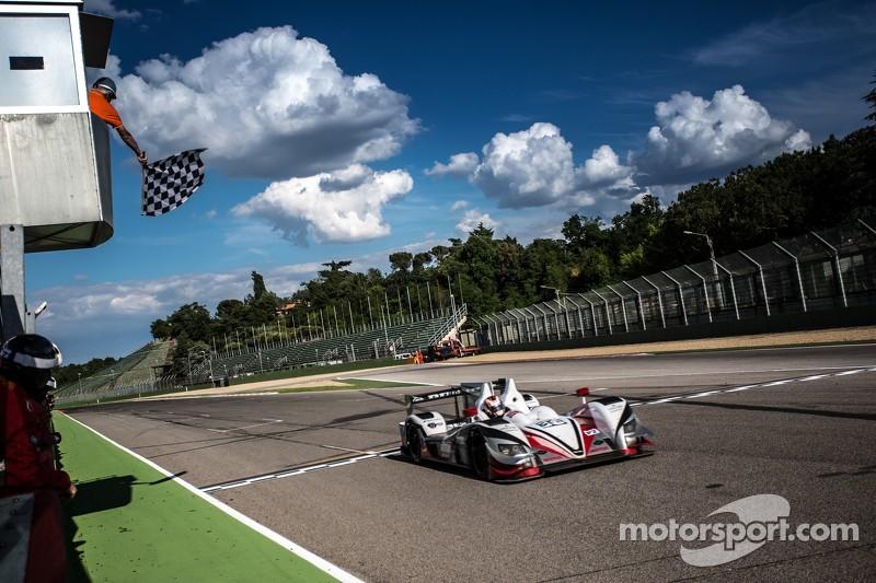 #38 Jota Sport Zytek Z11SN Nissan: Simon Dolan, Harry Tincknell, Filipe Albuquerque conquista a vitória