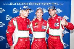 GTC冠军安德烈亚·皮奇尼,强尼·劳尔森,米克尔·麦克·简森