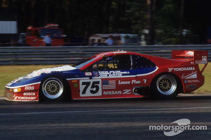 1994 #75 Nissan 300ZX Turbo: Johnny O'Connell, John Morton, Steve Millen
