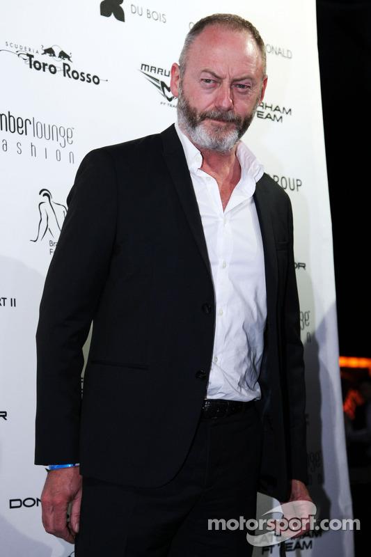 Amber Lounge: Liam Cunningham, Schauspieler