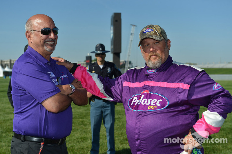 Bobby Rahal ve Larry Cable Guy