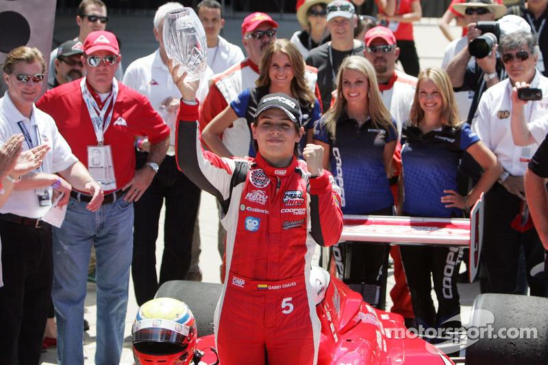 #88 Gabby Chaves - Harding Racing / Chevrolet