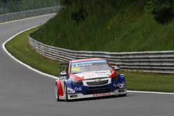 NIS汽油坎波斯车队驾驶雪佛兰RML科鲁兹TC1的杜赞·波尔克维奇