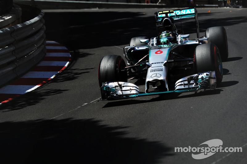 2014: Ganador de la carrera Nico Rosberg (Mercedes F1 W05 Hybrid)