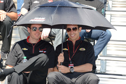 Will Power ve Helio Castroneves