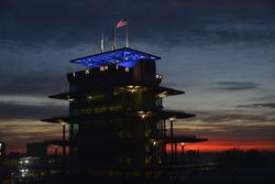 The Pagoda pre-dawn