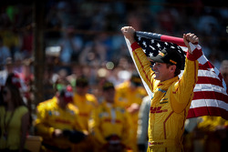 Ryan Hunter-Reay feiert